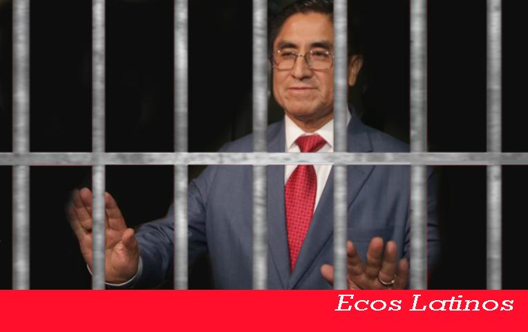 Perú: 36 meses de prisión preventiva para César Hinostroza. VIDEO