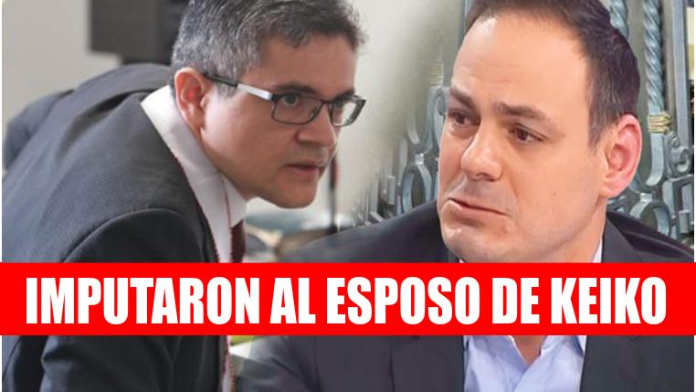 Fiscal Domingo Pérez imputa a Mark Vito por Lavado de Activos