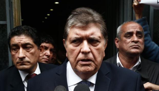 """Perú. si se aprueba asilo a Alan García """"se abriría la puerta para que múltiples corruptos hagan cola en las embajadas"""""""