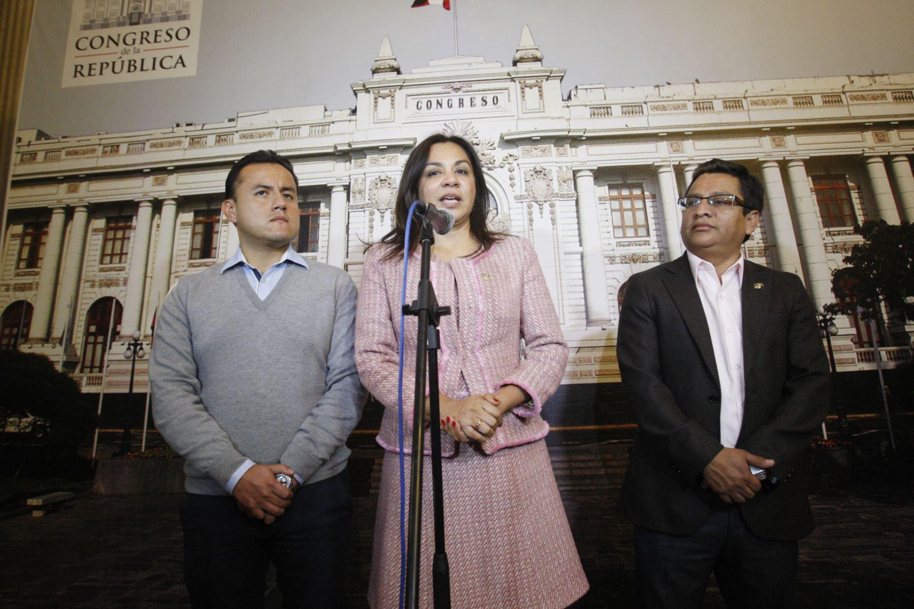 Perú: APP afirma que no existe en el país ninguna persecución política a los partidos