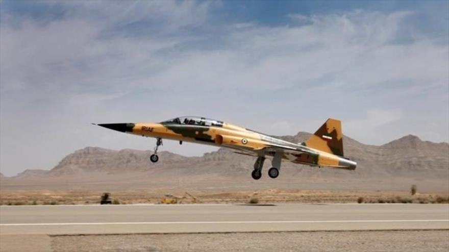Aviones de combate por Irán se encuentran preparados para ser exportados