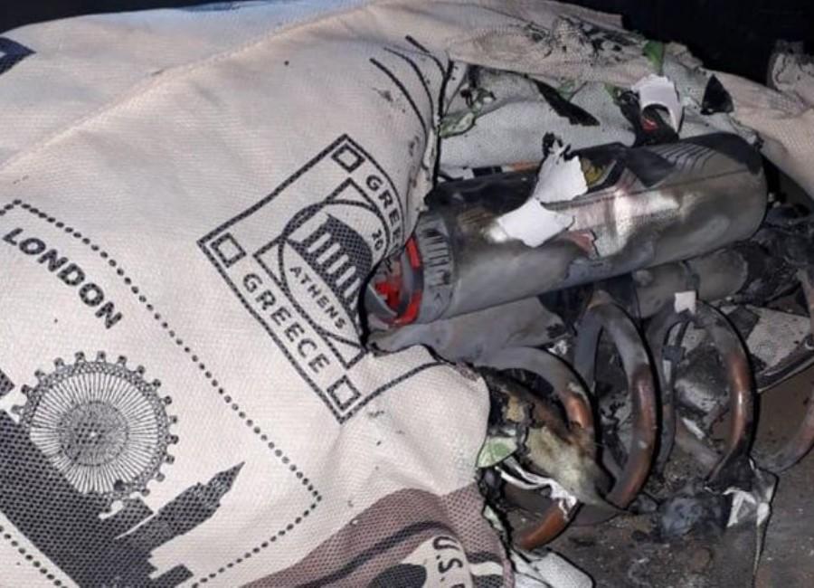 Argentina: Juez Claudio Bonadio sufre un bombardeo en su propia casa por un presunto sujeto .
