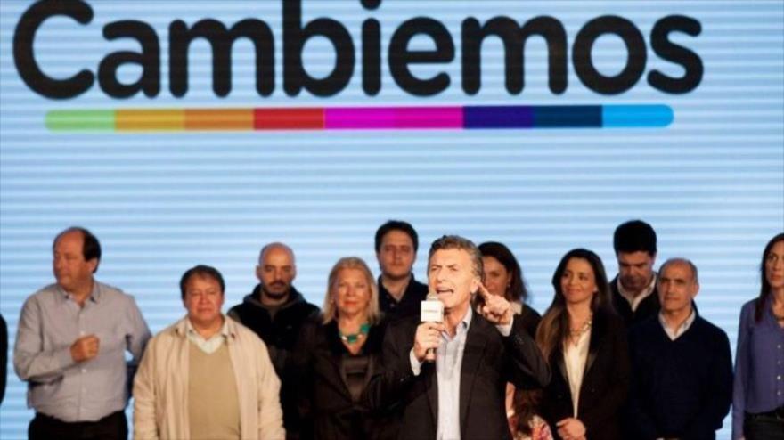 Argentina: Cambiemos busca un perfil de diálogo para afrontar la crisis