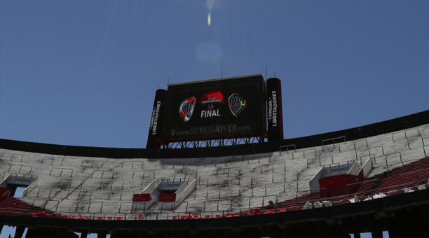 Final de la Copa Libertadores queda pospuesta por la Commebol hasta nueva fecha