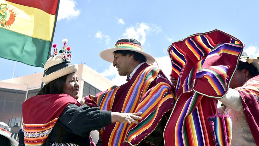 La Bolivia de Evo Morales florece en medio de situaciones críticas y difíciles