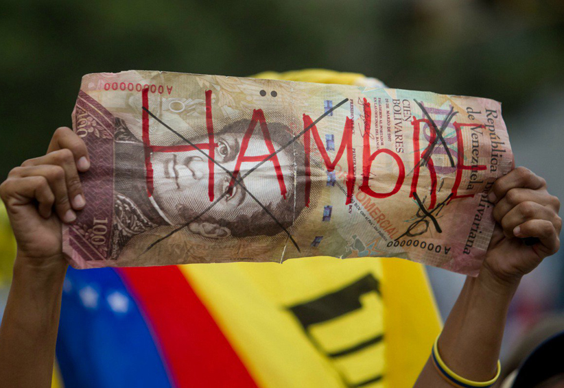 La hiperinflación venezolana devora dólares y euros mientras fulmina el bolívar