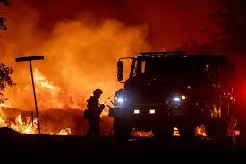 EEUU: sigue aumentando la cifra de muertos en california por el incendio