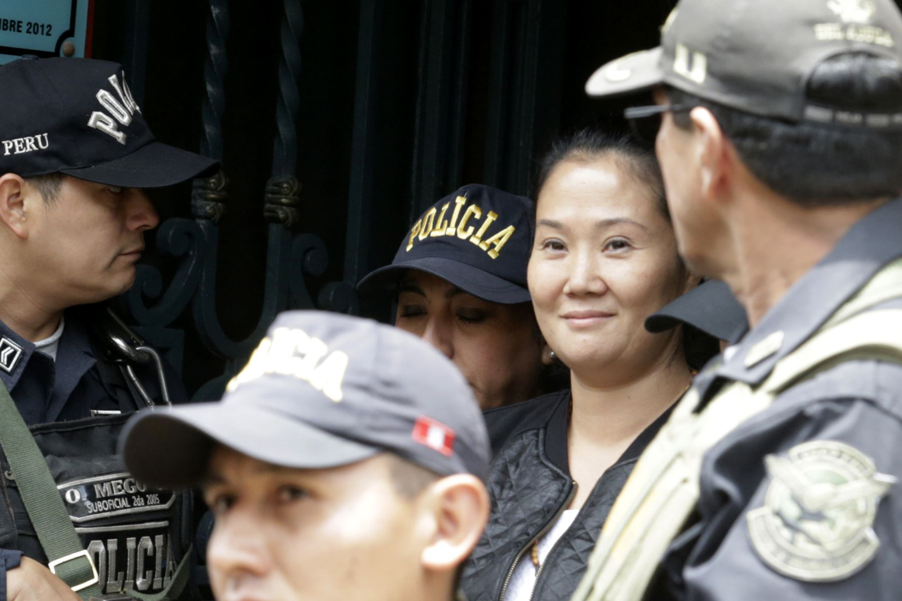 Perú: La señora K es recluidad en el penal Anexo Mujeres de Chorrillos