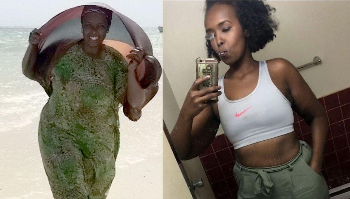Mujer asegura haber perdido 50 kilos fumando grandes cantidades de marihuana