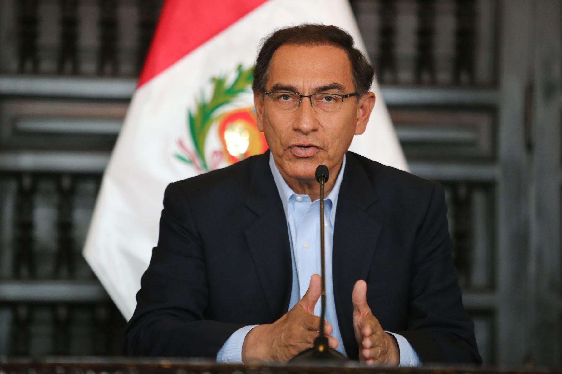 Perú: CADE 2018 será clausurada por el presidente Vizcarra