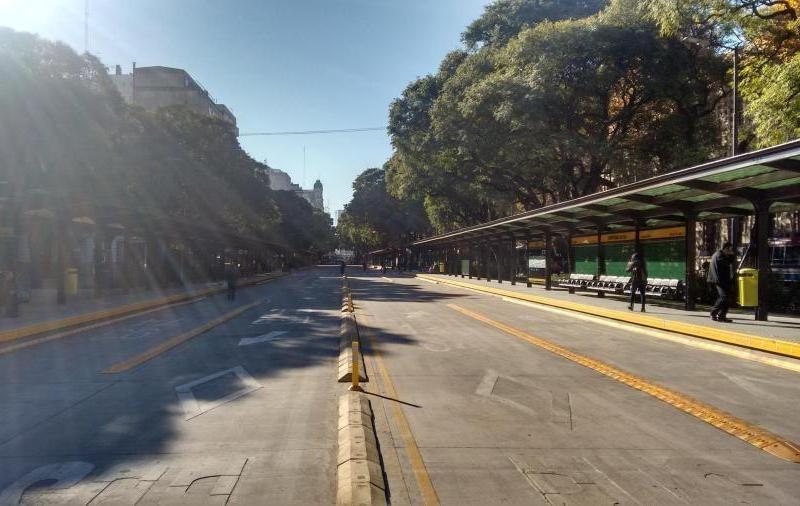 """Argentina: """"Más presión al pueblo"""" durante el G20 tampoco funcionará el Metrobús del Bajo"""