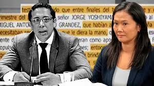 Perú: El congresista de fuerza popular Miguel castro da una nueva declaración contra la señora K.