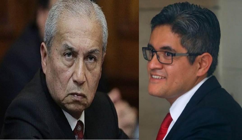 Valeroso Fiscal José Domingo Pérez cita a Pedro Chávarry para el 30 de noviembre