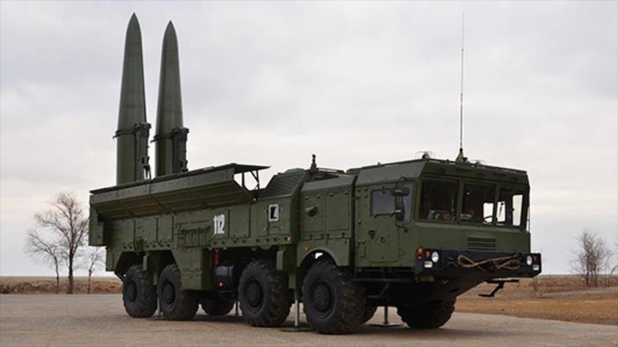 Rusia destruye sistemas de defensa de enemigo en Siberia