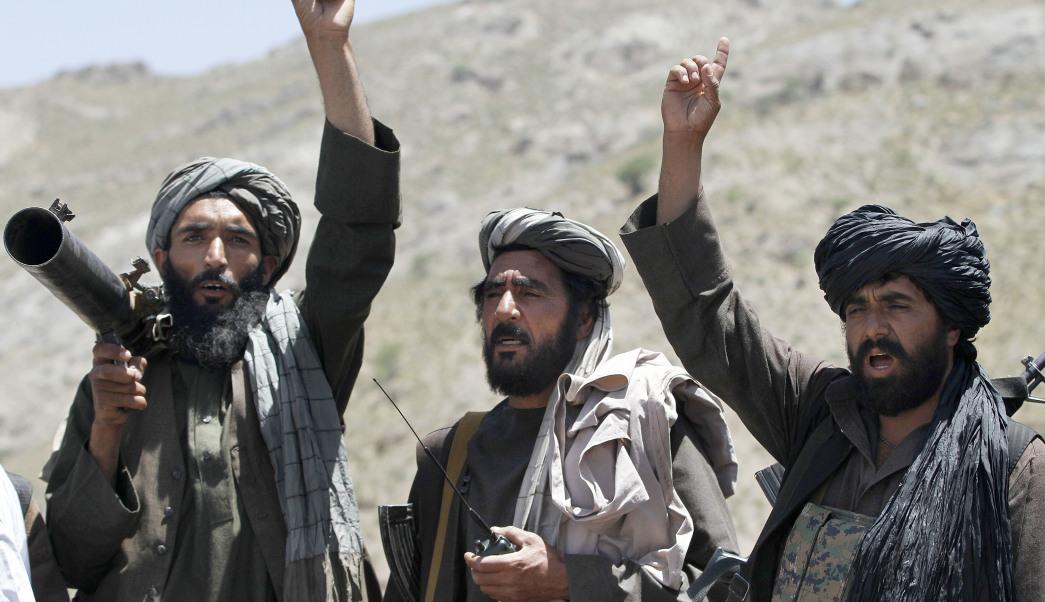 Terroristas Talibánes asesinan a mas de 20 soldados afganos en frontera con Irán.