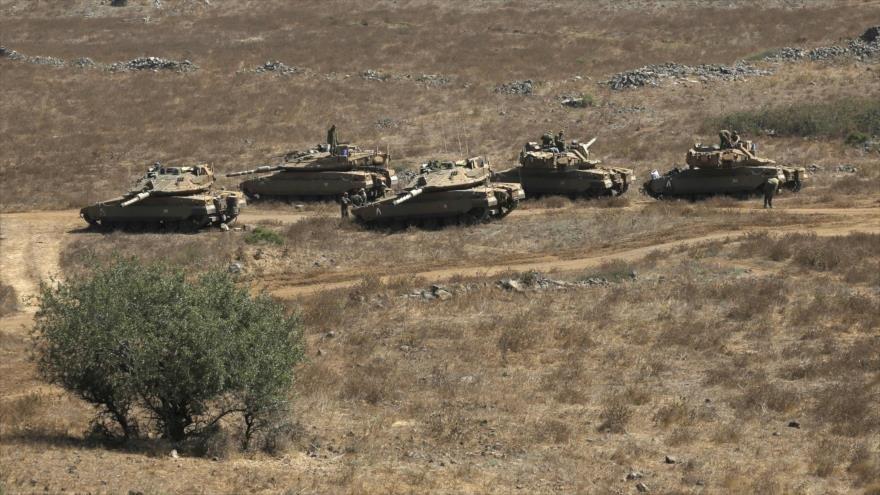 ONU da su voto a favor de la soberanía siria sobre los Altos del Golán