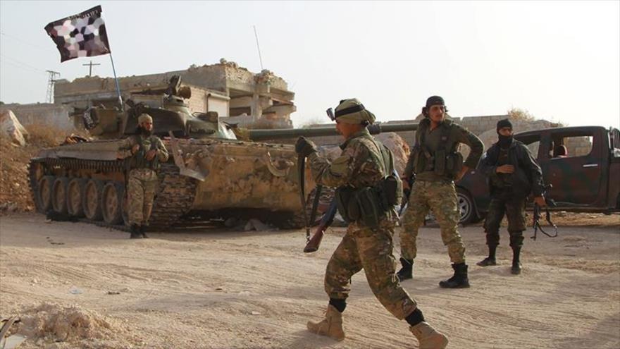 Rusia afirma que aún quedan 15000 terroristas Al-nusra en la provincia