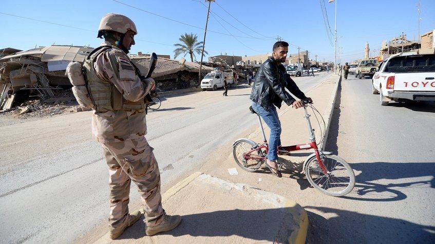 Siria: Mueren 45 terroristas del Estado Islámico en ataques de  fuerzas militares Estadounidenses.
