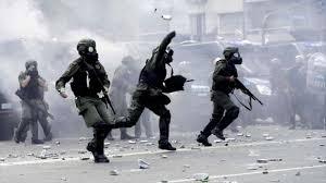 Argentina defiende uso de armas de fuego y rechaza ese protocolo : no es Fascista