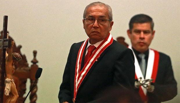 Todas las bancadas piden renuncia del fiscal de la Nación Pedro Chávarry menos el fujimorismo