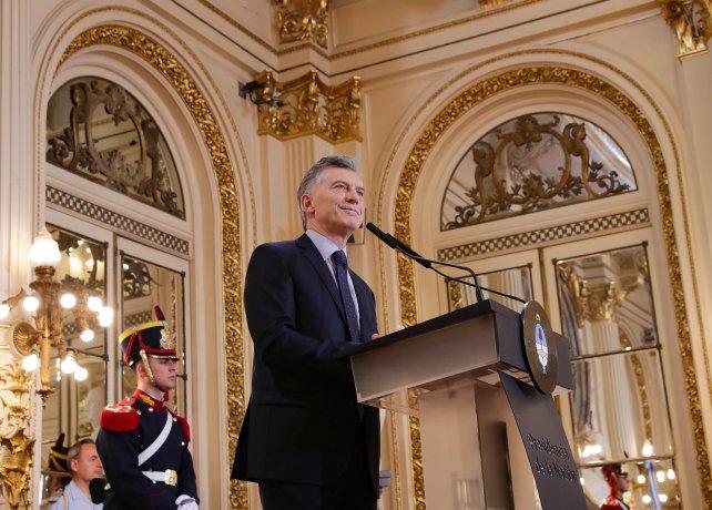 Macri ratificó el rumbo económico pero advirtió: No hacemos más pronósticos