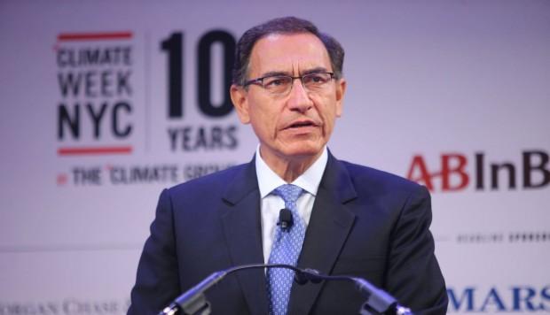 Martín Vizcarra llama a la unidad más allá de diferencias políticas