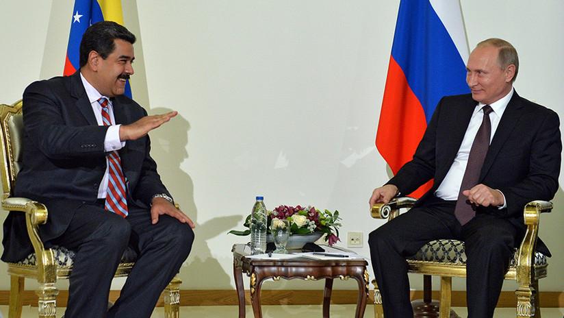 Presidente Nicolás Maduro esta en Rusia para cumplir agenda de trabajo bilateral