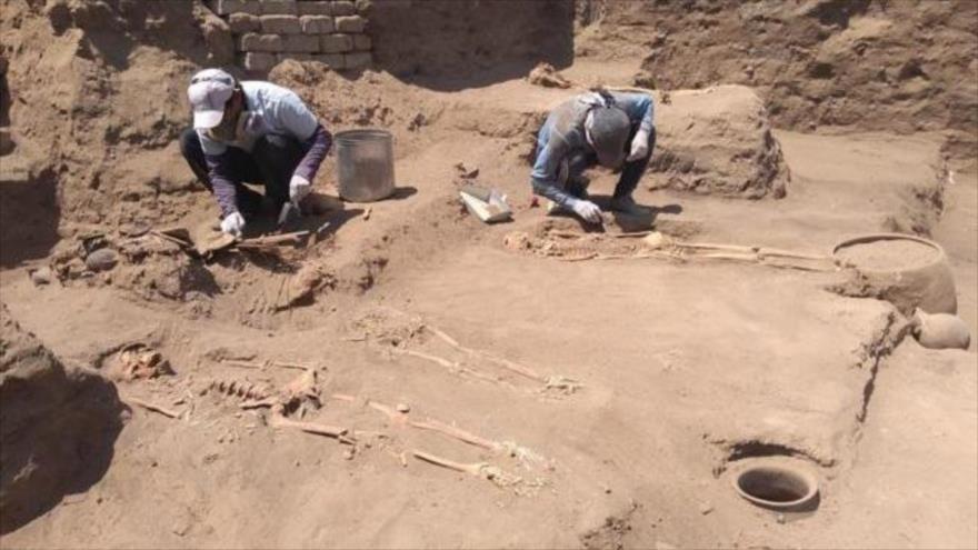 En Perú Descubren y encuentran tumbas de niños prehispánicos con amputaciones