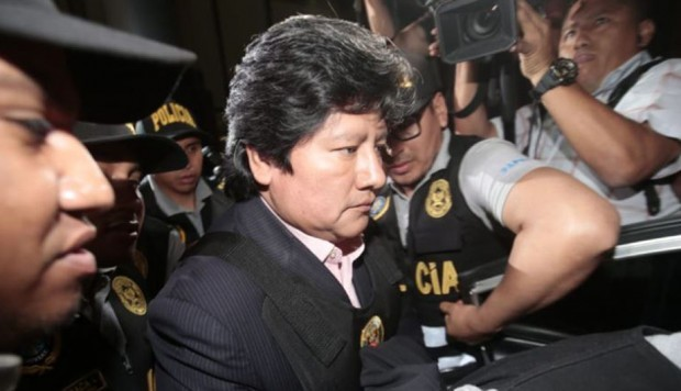 Se reanudará la audiencia para el acusado ex presidente de la FPF Edwin Oviedo