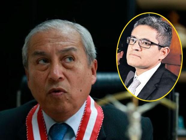Domingo Pérez pide la renuncia inmediata del fiscal General Pedro Chavarry