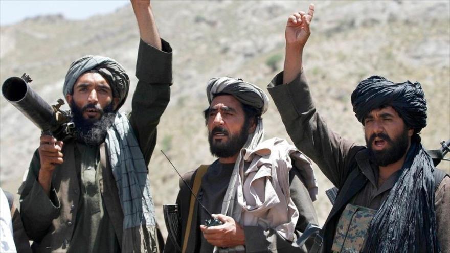 Talibán repudia pretexto de EEUU de recibir armas de Irán