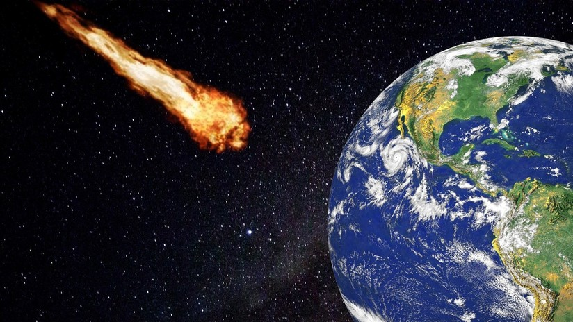 Video: Una muestra de lo que podría hacer un asteroide si  se estrella contra uno de los oceános