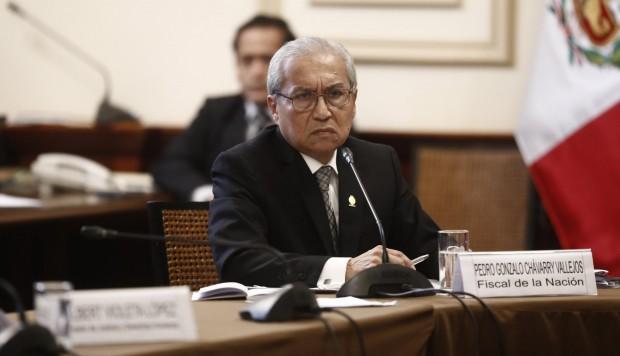 Pedro Chávarry archiva denuncia contra suspendido juez del Callao