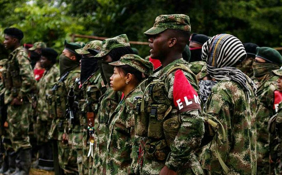 ELN propone reanudar diálogo con el gobierno colombiano