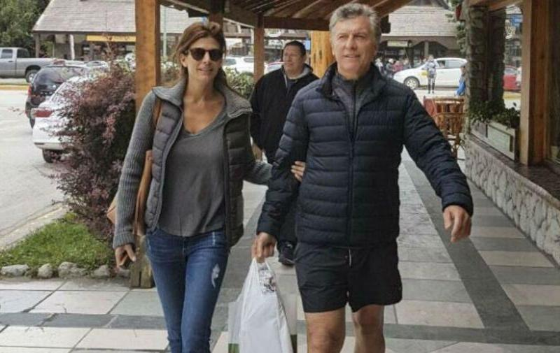 Argentina: Macri vuelve a irse de vacaciones Chapadmalal