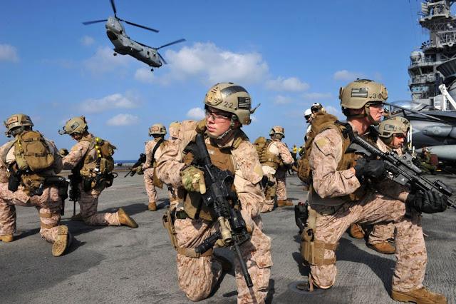 EEUU despliega militares en Gabón ante posibles disturbios en el Congo (R.D.C)