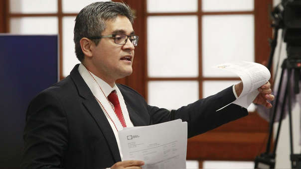 Perú: Fiscal Pérez pide que se le den 6 años de prisión y 8 meses a ex-presidente PPK