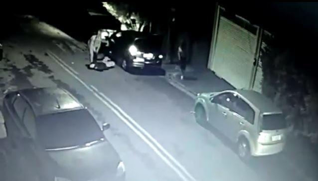 VIDEO IMPACTANTE: Ladrón intenta robar a un Pastor Evangélico y muere de un infarto repentinamente