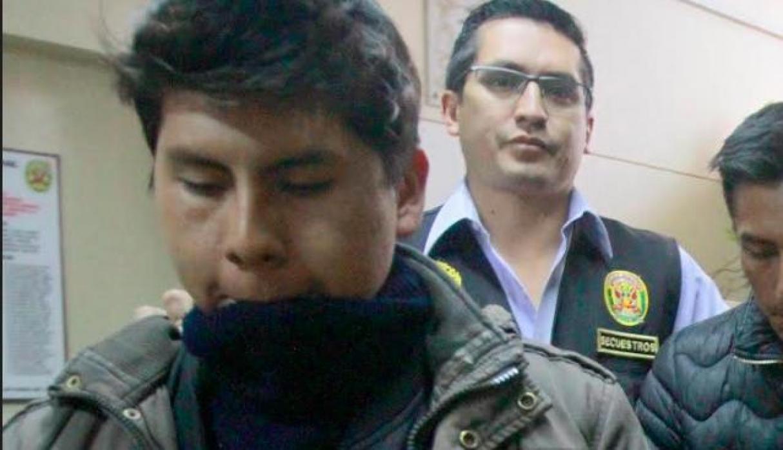 Capturado Youtuber de Arequipa realizaba tocamientos a joven fan y pretendía abusarla