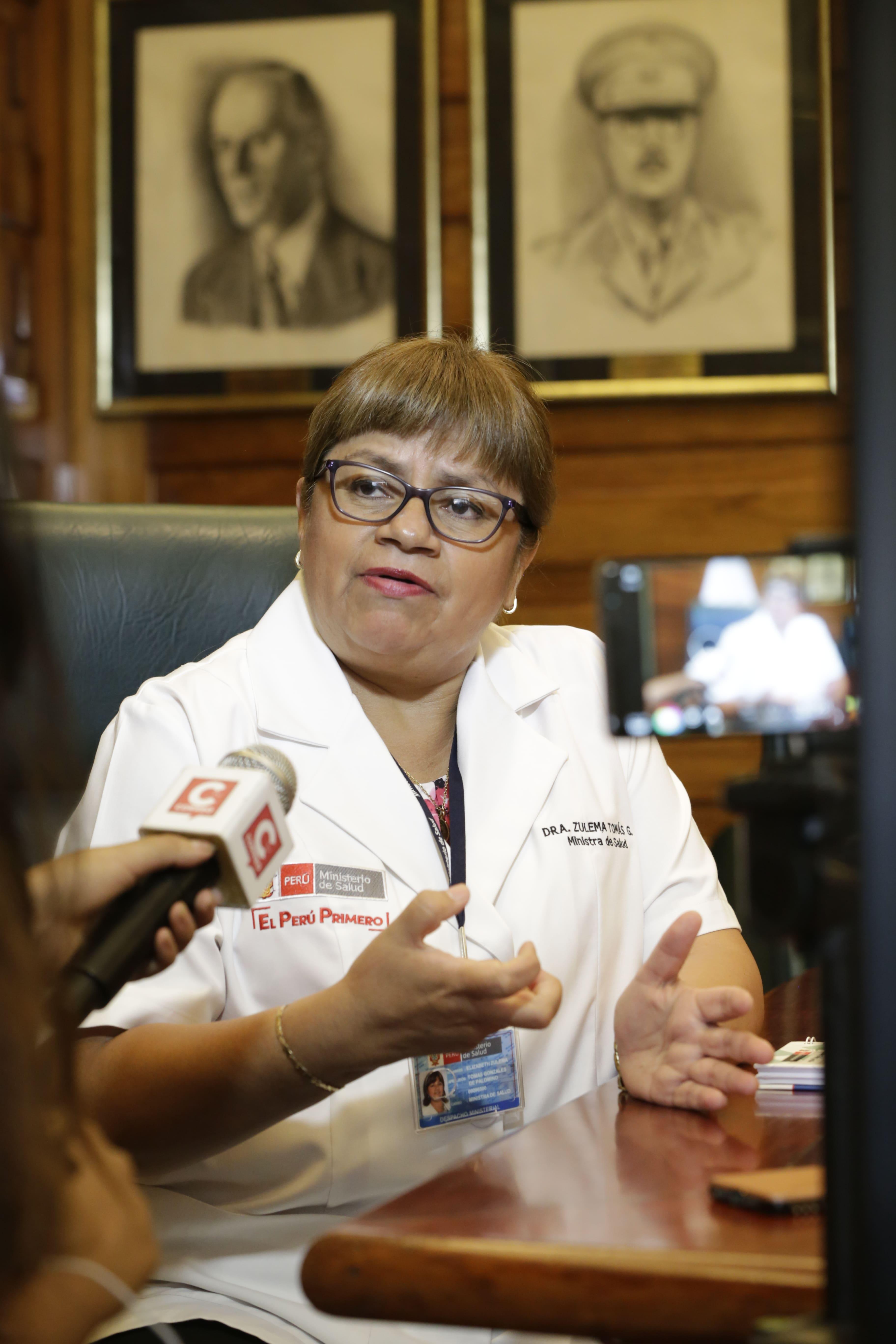 Perú: Ministros firman acuerdo para el uso de cannabis medicinal