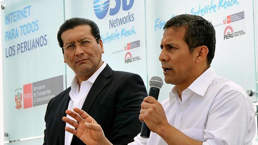 Perú: Carlos Paredes y su hermano habrían adquirido propiedades valorizadas por más de $1.700.000