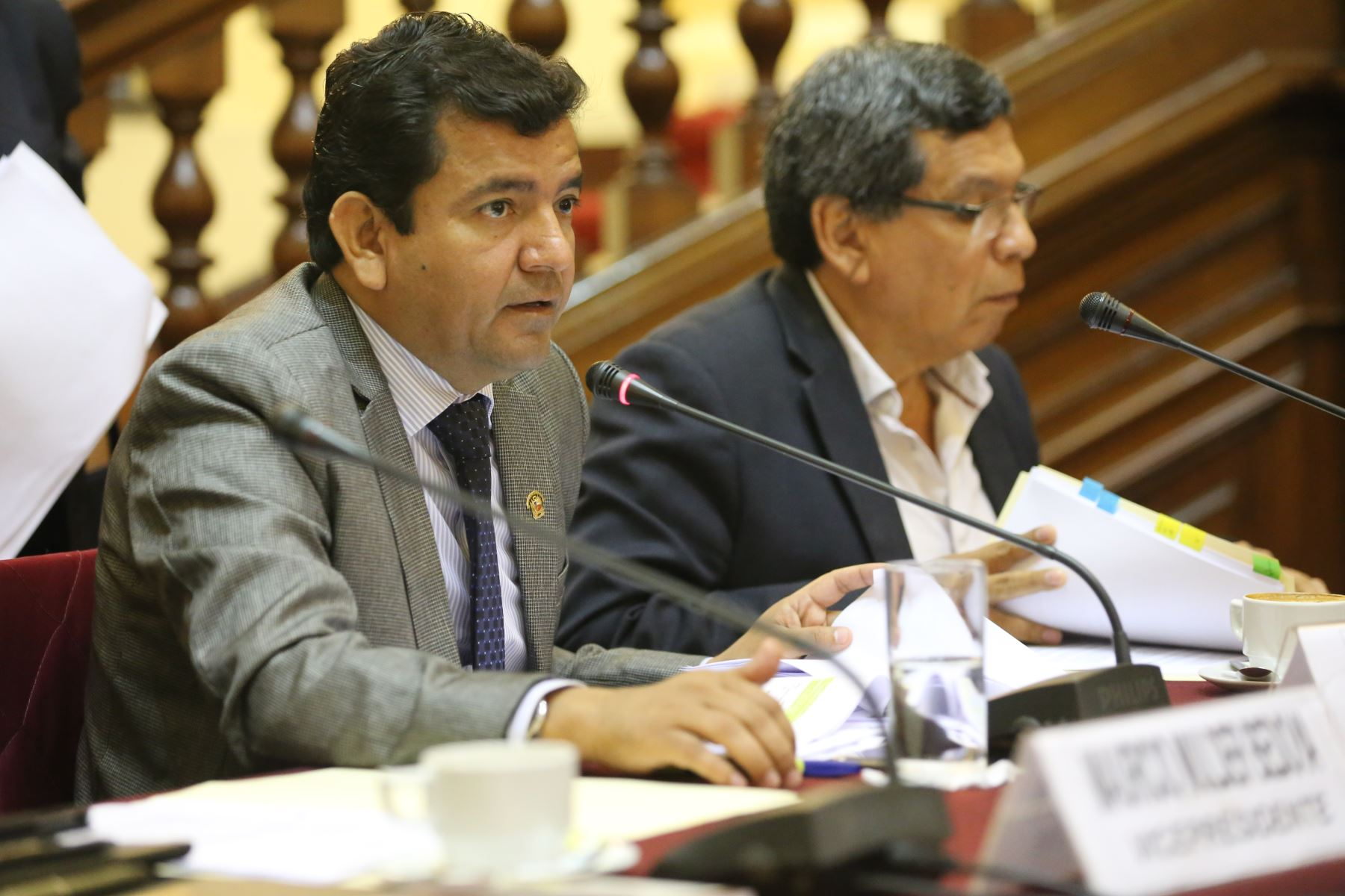 Perú: Pleno del Congreso debate la sanción en contra de López Vilela