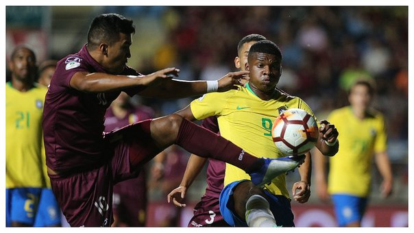 VIDEO: La derrota de Brasil ante Venezuela por el sudamericano Sub 20