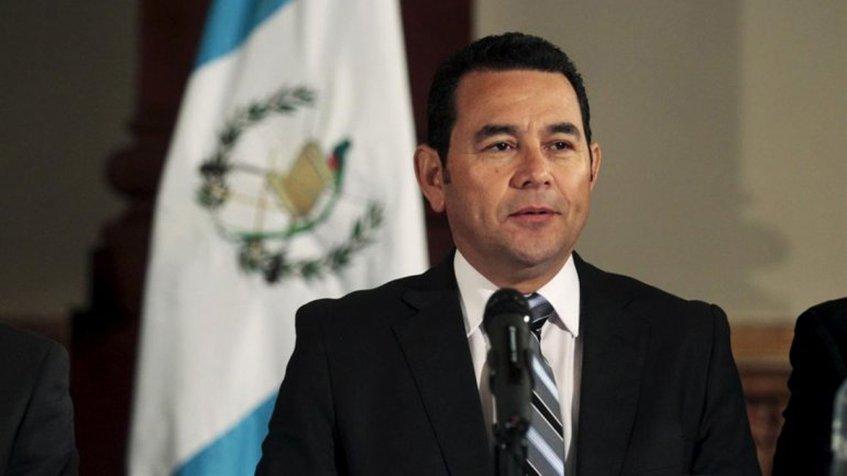 Guatemala se pronuncia en contra de una intervención militar en Venezuela