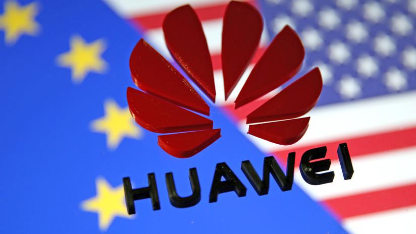EEUU busca que la UE desconfie de Huawei