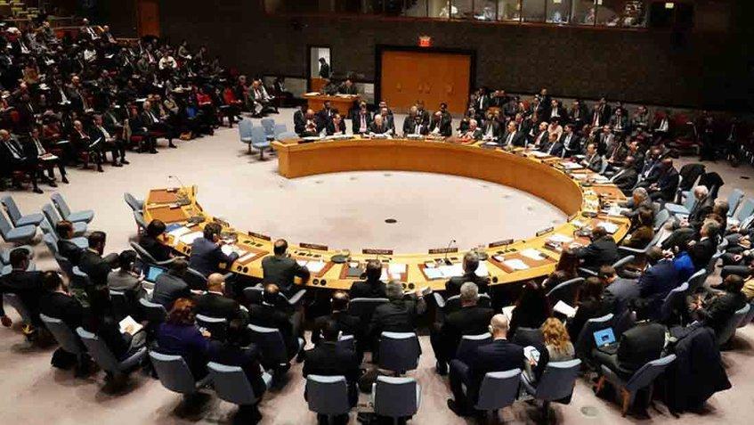 Rusia y China votan en contra de la resolución de EEUU para Venezuela en la ONU
