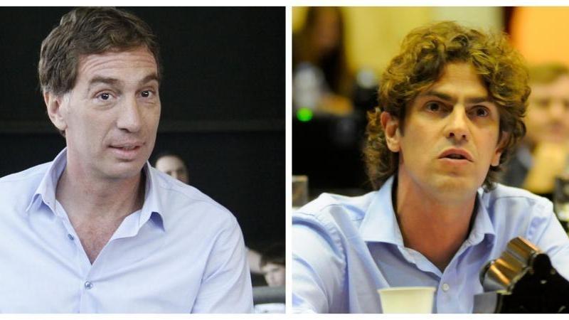 Argentina: Santilli arremete contra Lousteau alegando que él es el que debe definirse