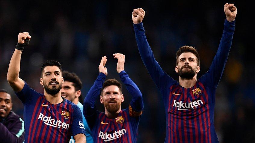 VIDEO: Barcelona vuelve a ganar en el clásico y le arrebata los sueños al Real Madrid en La Liga