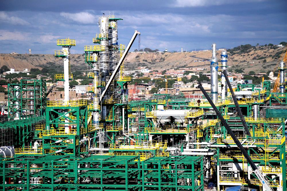 Perú: Costo de la refinería Talara tomaría unos USD$ 6000millones