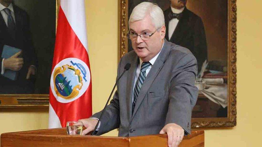 Costa Rica pide que hayan garantía totales de libertad para el regreso de Guaidó a Venezuela